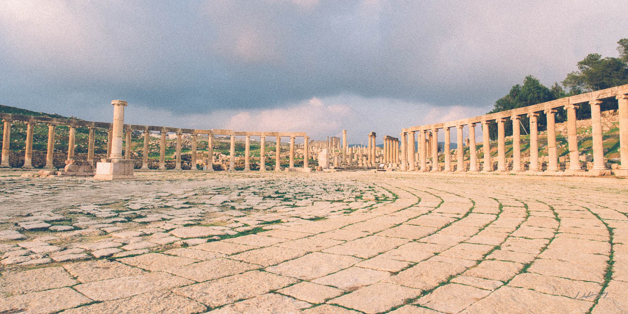 Jerash & Ancient Gerasa