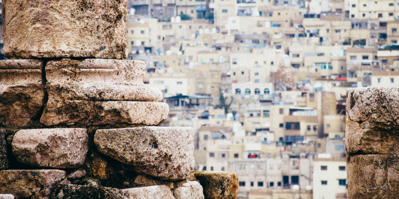 Amman of the Past