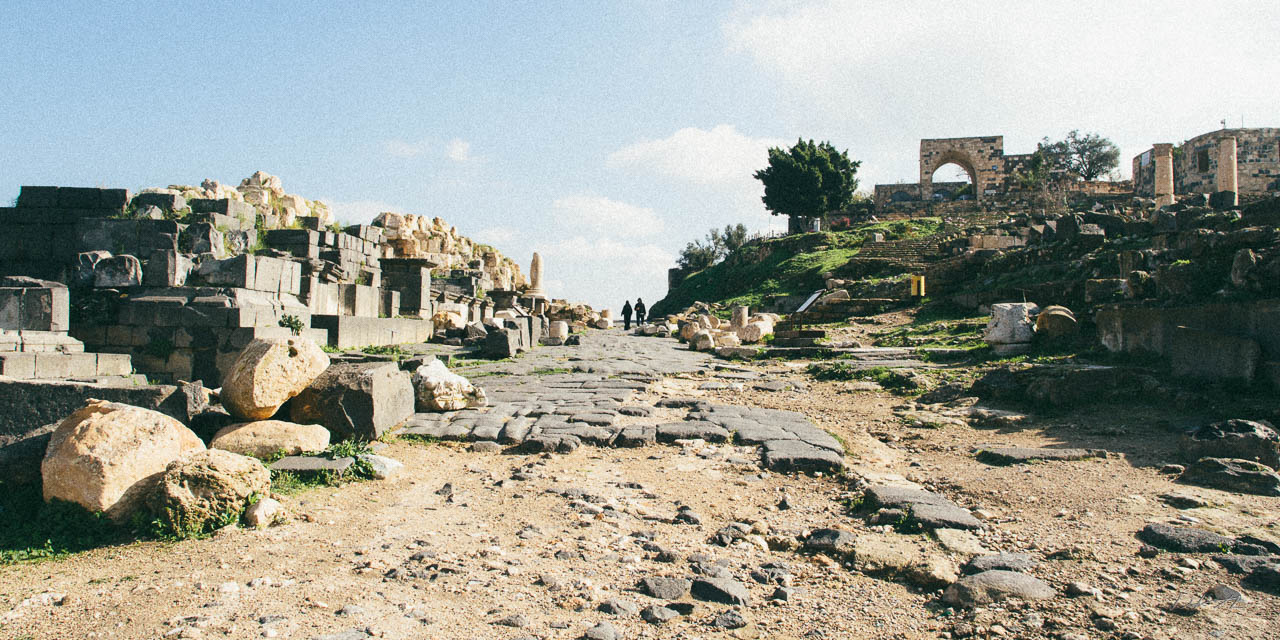 Umm Qais & Ancient Gadara